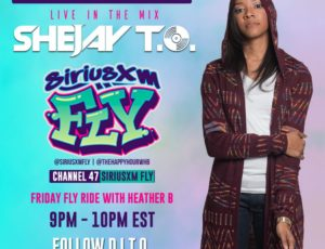 Check out the Friday FLY Ride (SiriusXM Mix) By DJ T.O.